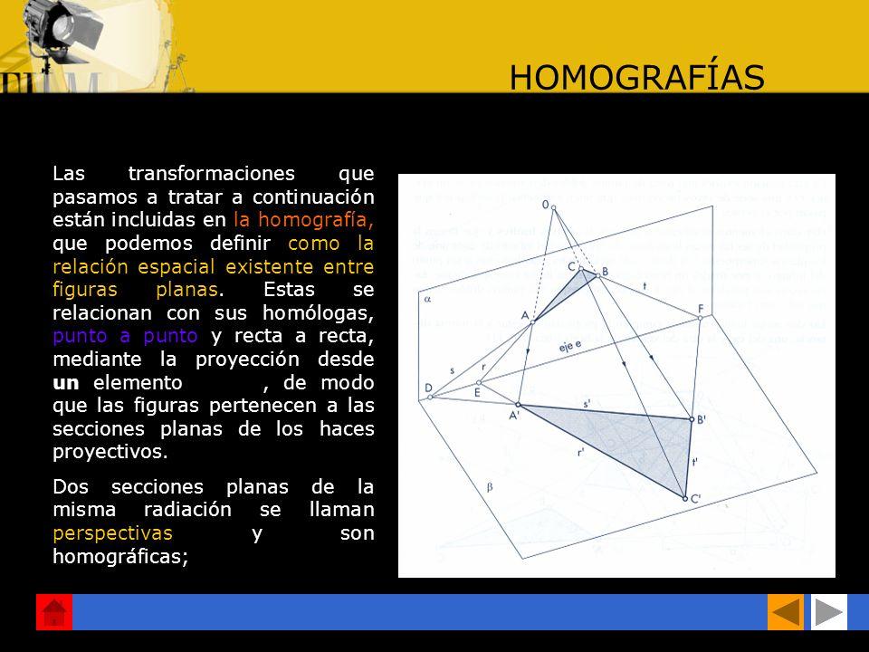 Transformaciones geométricas. Una transformación geométrica es una correspondencia (o aplicación) entre elementos de dos formas geométricas.El concept