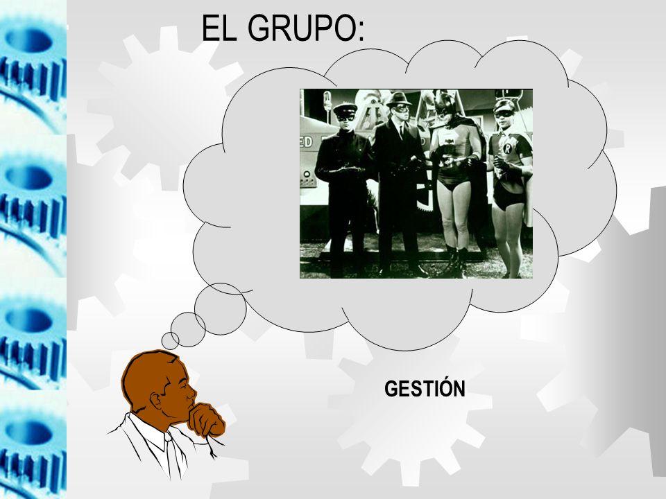 GRUPO: Un grupo se define como dos o más individuos ínteractuantes e Interdependientes que se han reunido para alcanzar determinados objetivos específicos.
