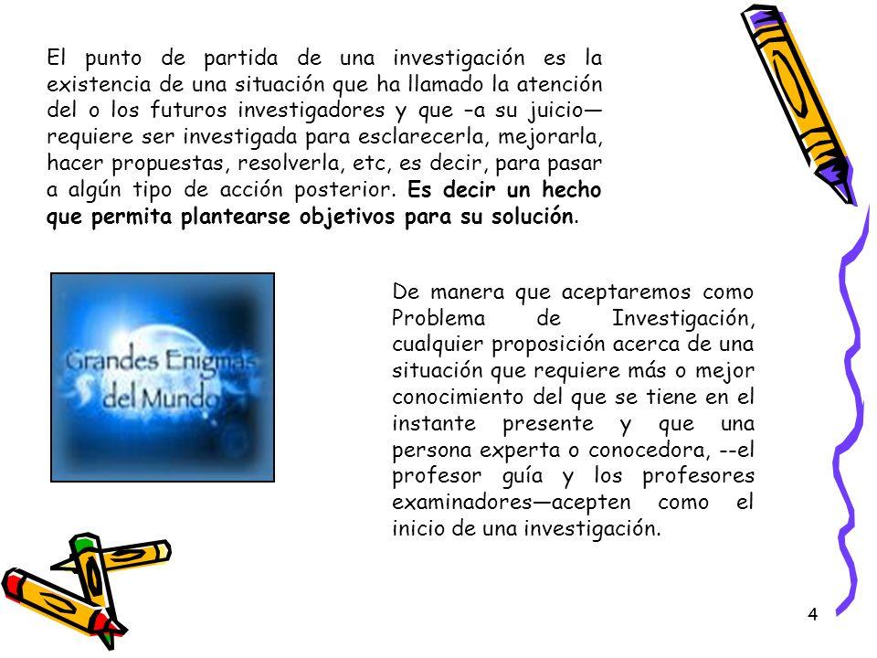 5 Rangel (1998), en opinion de varios autores expresa: Problema es un procedimiento dialéctico que tiende a la elección o al rechazo o también a la verdad y al conocimiento (Aristóteles).