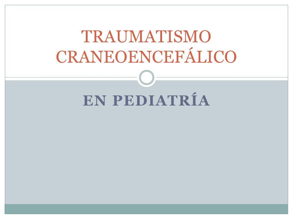TCE Toda lesión orgánica o funcional del contenido craneal por una violencia exterior.