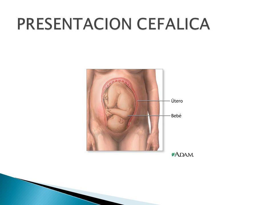 Se considera anormal. Ocurre en cerca del 3% de los partos.
