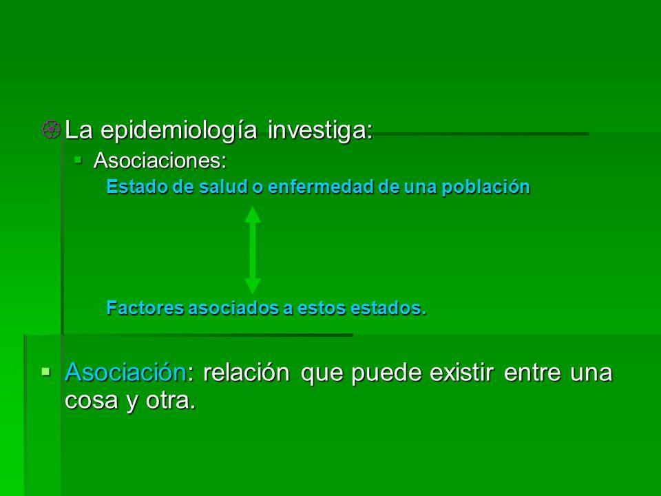 CAUSAS EN EPIDEMIOLOGÍA SUFICIENTE: La que estando presente inevitablemente produce la enfermedad.