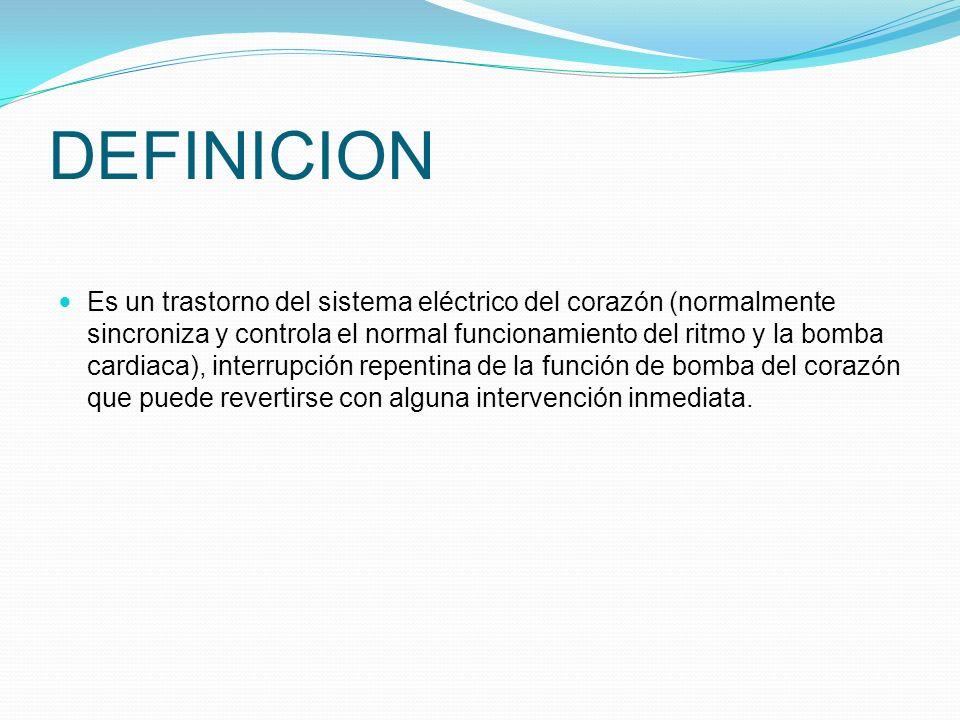 EPIDEMIOLOGIA Tras el máximo inicial de incidencia de muerte súbita que se produce entre el nacimiento y los seis meses de vida (síndrome de muerte súbita del lactante), la incidencia de muerte súbita desciende de una forma brusca y se mantiene baja en la niñez y adolescencia.