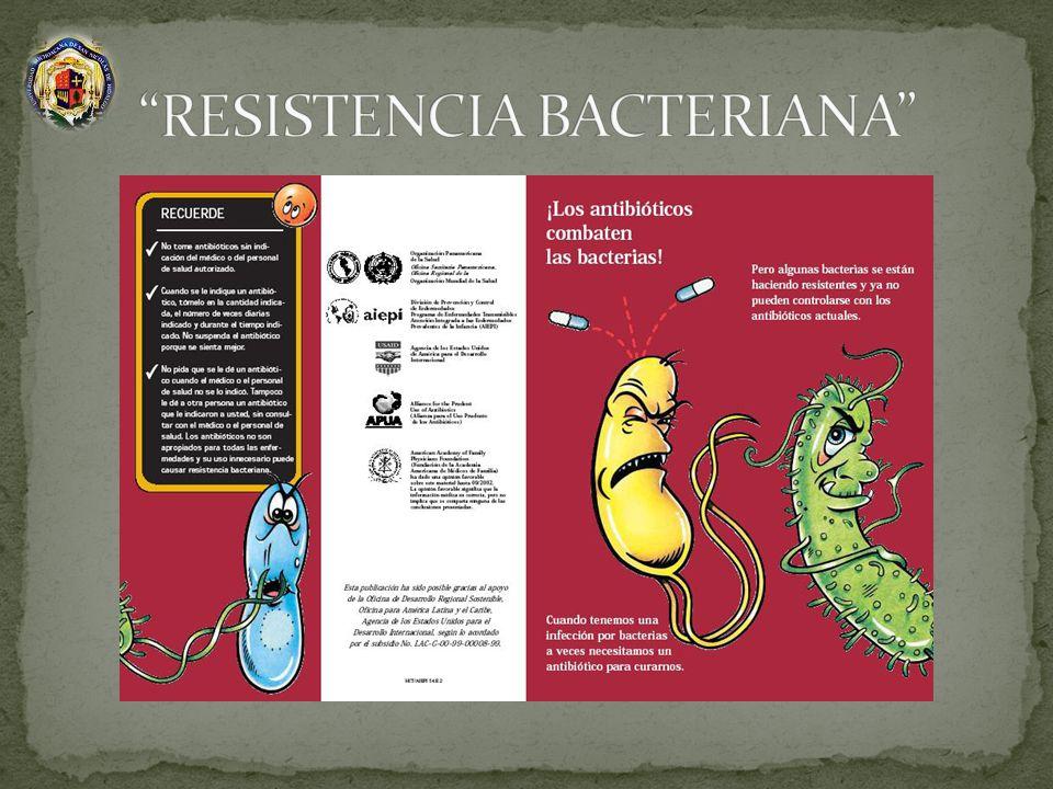–Descubrimiento de los antibióticos o antimicrobianos durante el siglo 20.