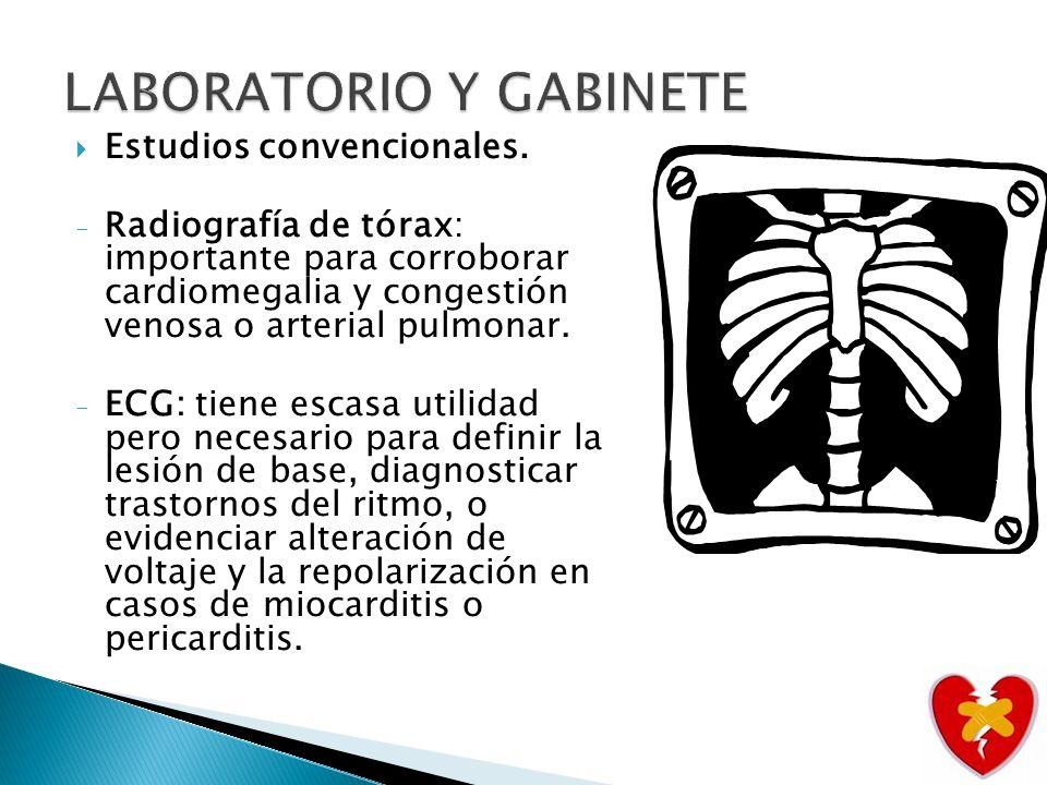 EcocardiografÍa bidimensional con Doppler de color: establecer diagnostico anatómico de la lesión cardiaca de base.