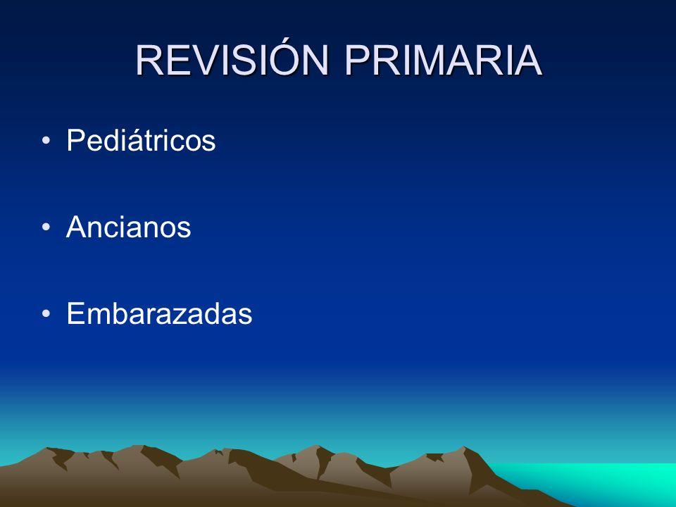 REEVALUACION EL PACIENTE TRAUMATIZADO DEBE SER REEVALUADO CONSTANTEMENTE PARA ASEGURARQUE NO SE PASE POR ALTO LA APARICION DE NUEVOS SIGNOS Y DESCUBRIR CUALQUIER DETERIORO DE LOS SIGNOS ENCONTRADOS PREVIAMENTE