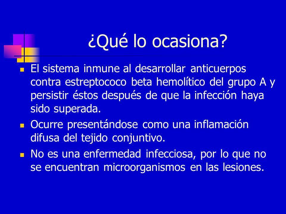 Epidemiología Afecta principalmente y tiende a ser recurrente en niños de 5-15 años de edad.