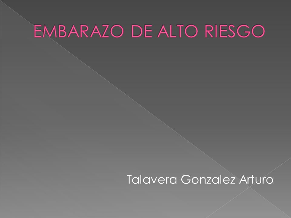Talavera Gonzalez Arturo
