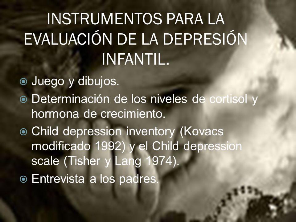 5) Considerar medicar cuando: *Persistan síntomas severos de depresión.