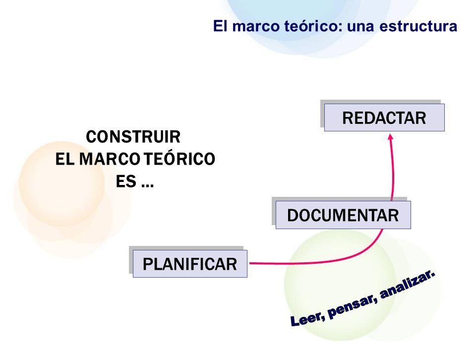Definición del marco teórico Es una presentación de las principales escuelas, enfoques o teorías existentes sobre el tema objeto de estudio, en que se muestra el nivel de conocimiento en dicho campo, los principales debates, resultados, instrumentos utilizados y demás aspectos pertinentes y relevantes.