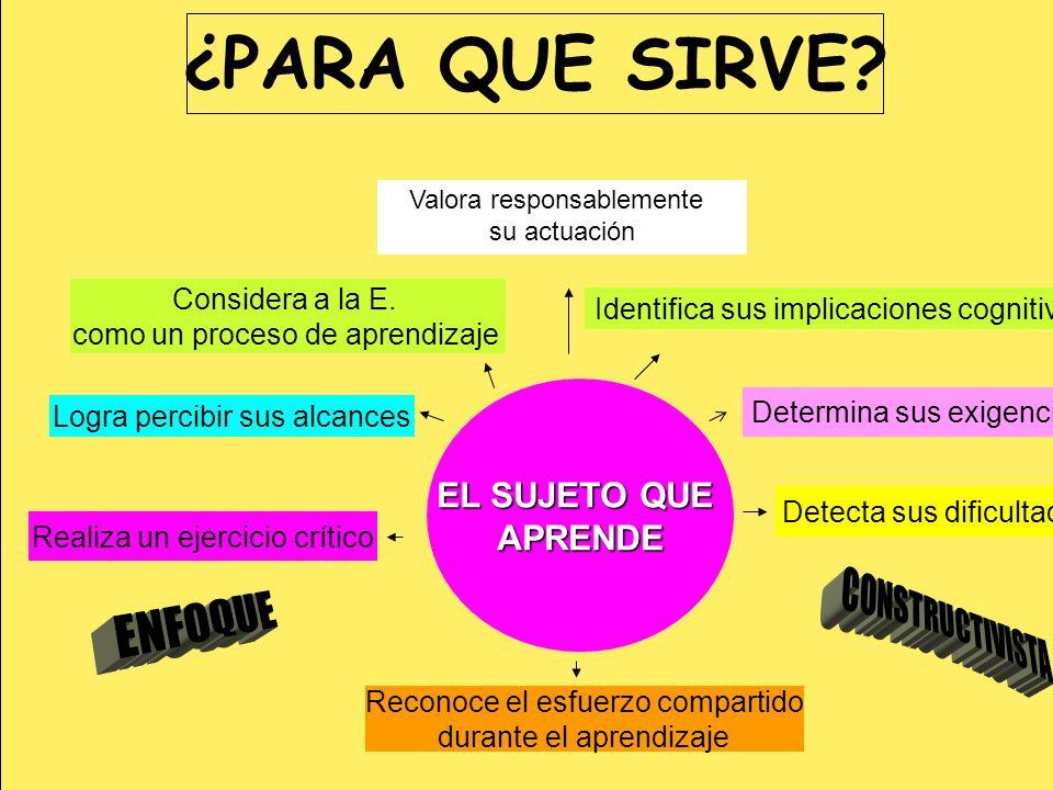 Qué es evaluar Es un proceso integral, holístico, sistemático, dinámico, científico, continuo y permanente, acumulativo, objetivo, flexible, ético, co