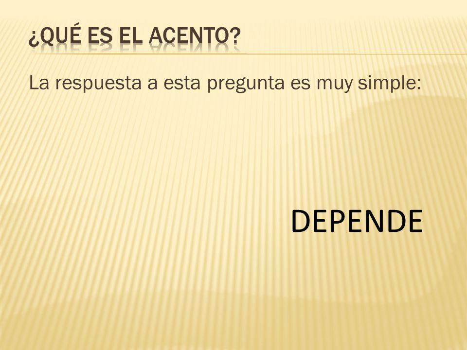 La respuesta a esta pregunta es muy simple: DEPENDE