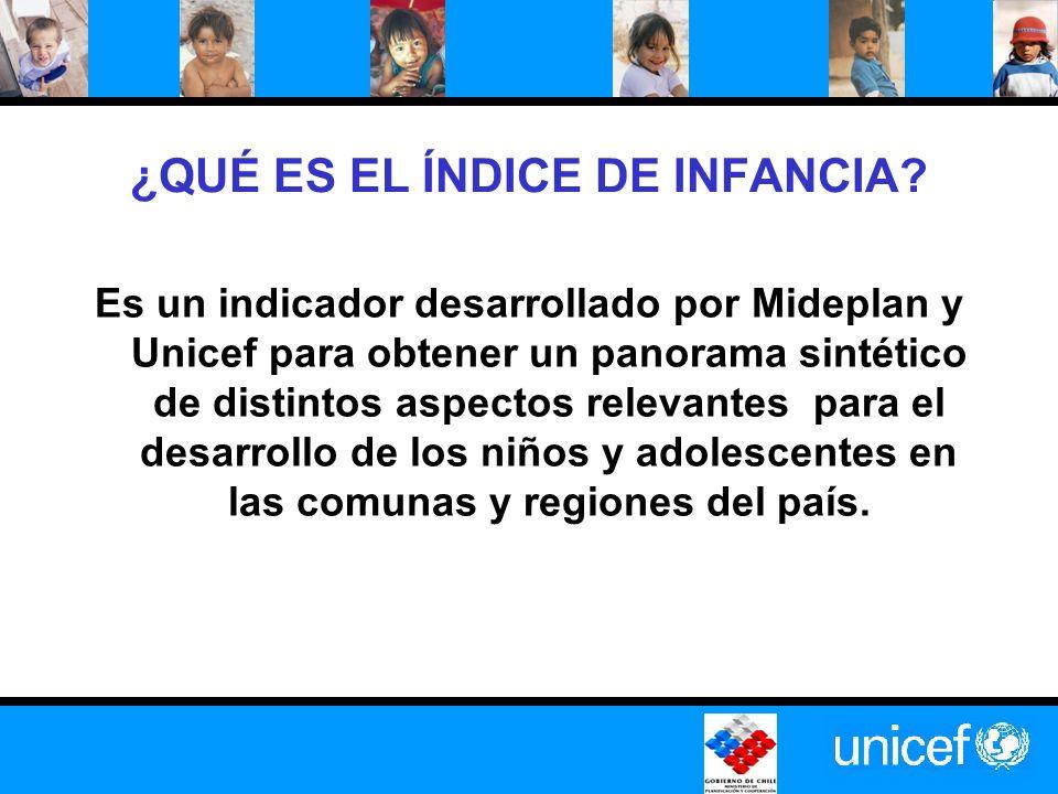 OTRAS VARIABLES INFLUYENTES: Las seis comunas del área oriente de Santiago tienen valores del Indice sobre 0.9 ( En el resto de las comunas ninguna supera 0.8).