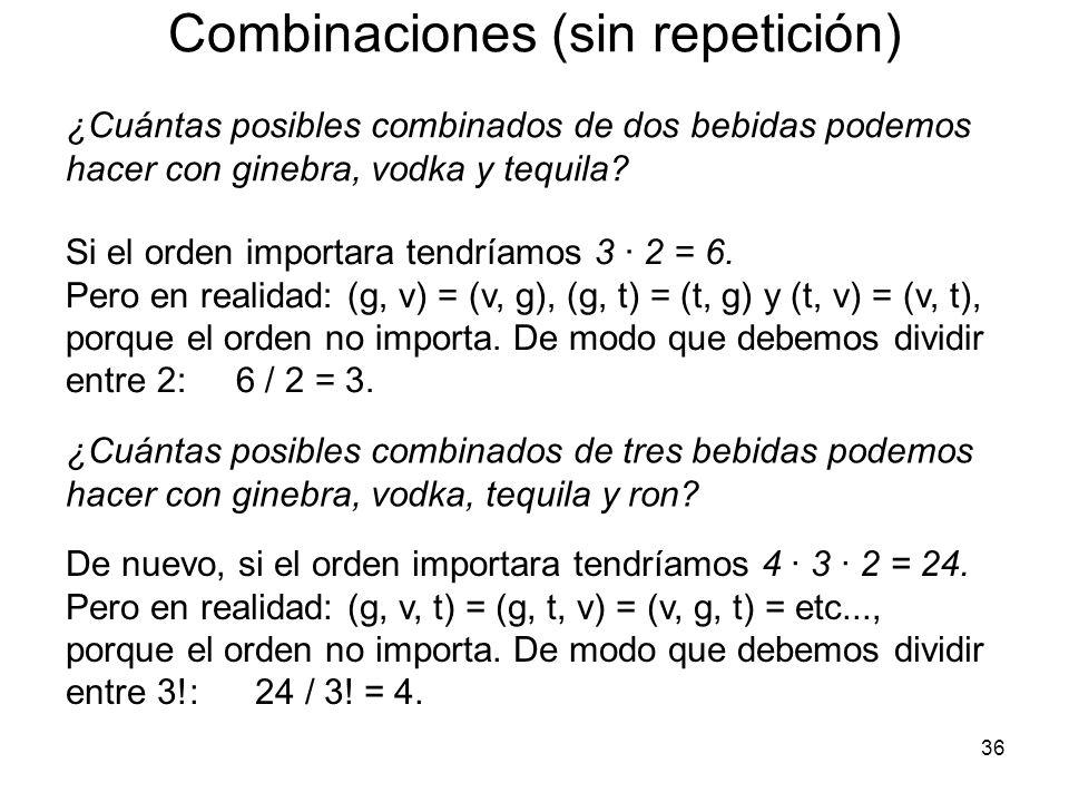 35 ¿Cuantos números de tres cifras significativas se pueden formar con las nueve cifras del sistema decimal 1, 2, 3, 4, 5, 6, 7, 8, 9? ¿Y si admitimos