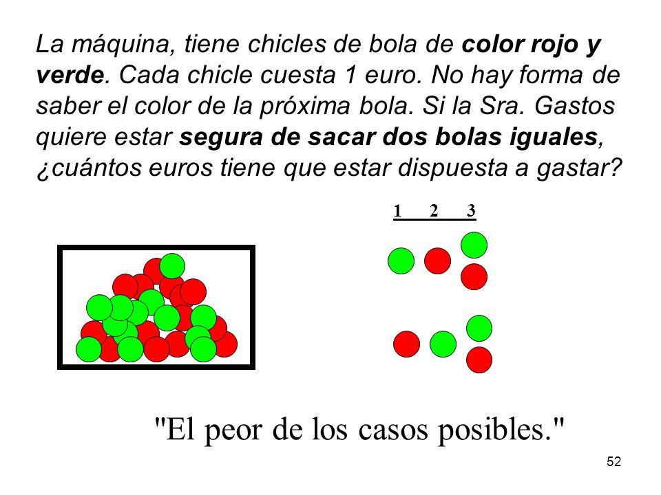 51 (1) La buena de la señora Evita Gastos pretendía pasar de largo junto a la máquina de chicles de bola sin que sus gemelitos se dieran cuenta. Prime