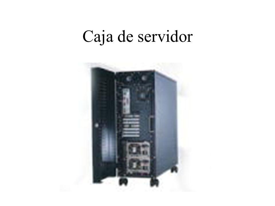 Formatos de Cajas AT: –Casi desaparecido del mercado –Hay un gran nº de ordenadores de este tipo funcionando en el mercado ¡Hay que conocerlo.