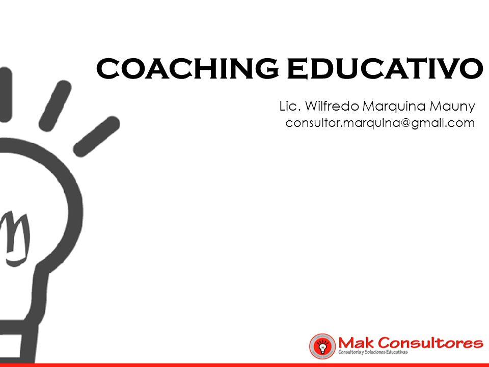 ESTRUCTURA DEL COACHING EDUCATIVO En síntesis: COACHING FAMILIAR: Formación de padres y madres implementando las herramientas del coaching para que les ayude en su misión de educadores.