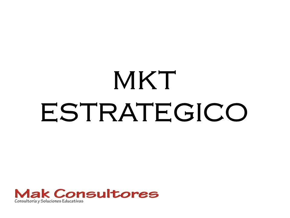 MKT ESTRATEGICO
