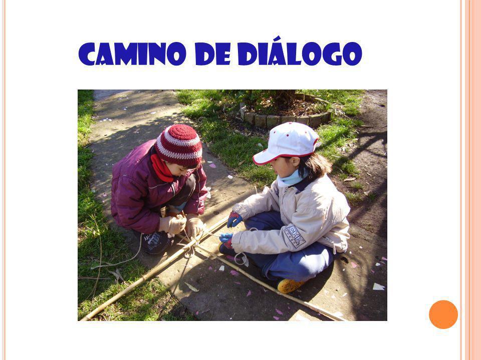 CAMINO DE DIÁLOGO