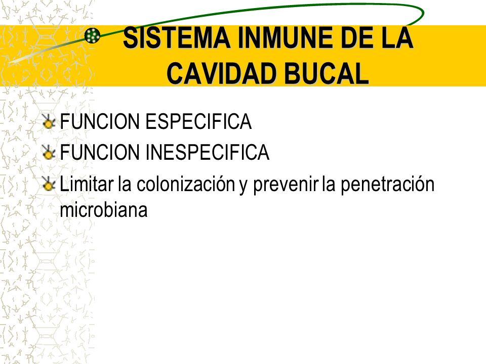 DEFENSA DEL ORGANISMO ANTE PLACA BACTERIANA DEPARTAMENTO DE MICROBIOLOGIA
