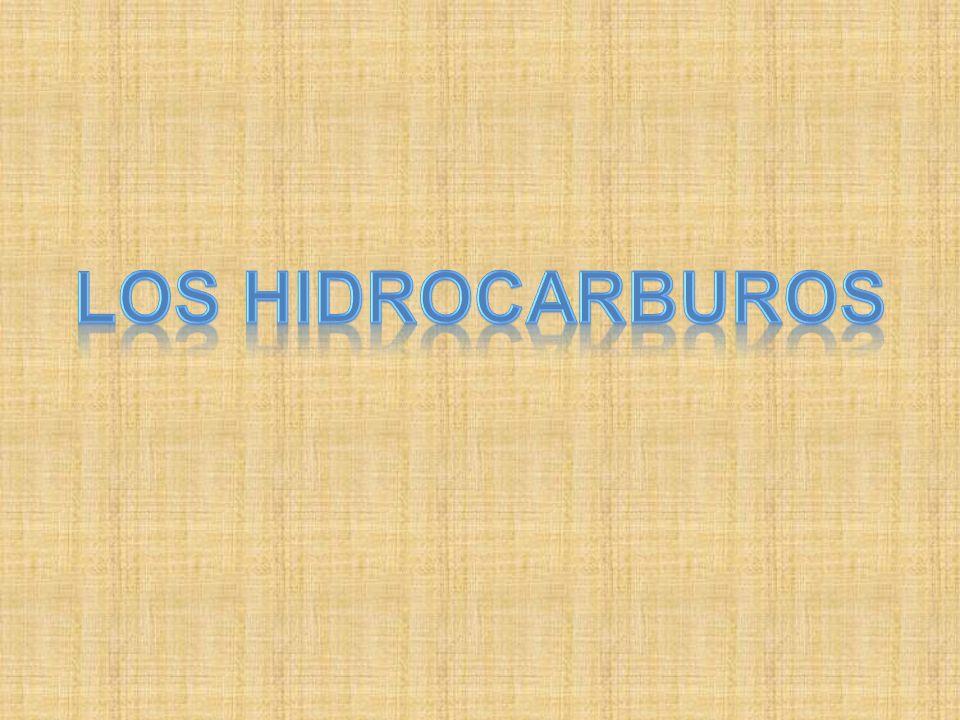 Son compuestos constituidos exclusivamente por carbono e hidrógeno