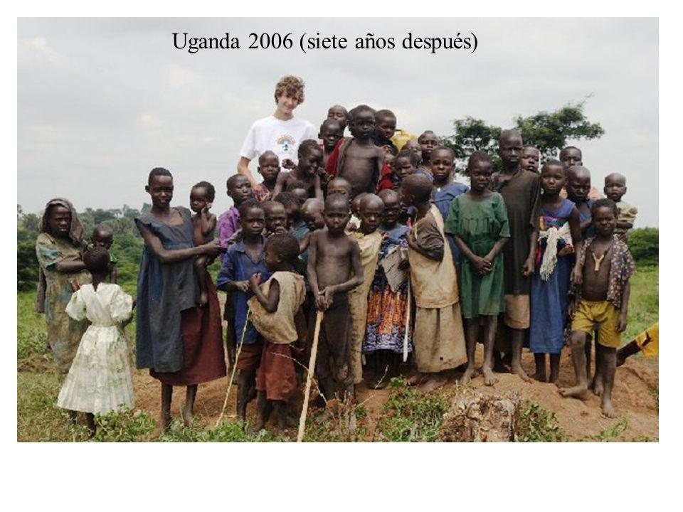 Uganda 2006 (siete años después)