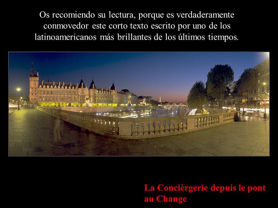 Notre-Dame de Paris depuis le Pont de l Archevéché Nadie te recordará por tus pensamientos secretos.