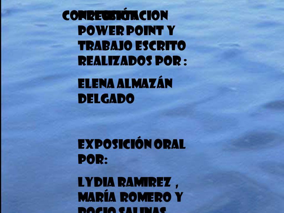 Gestión dEL AGUA Elena Almazán Delgado Lydia Ramírez López María Romero Garzón Rocío Salinas Gervilla Puntos a tratar: Situación actual del agua en nu