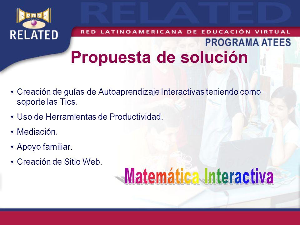 Desarrollar la capacidad de utilizar un lenguaje matemático dentro del desarrollo de la clase de Educación Matemática.