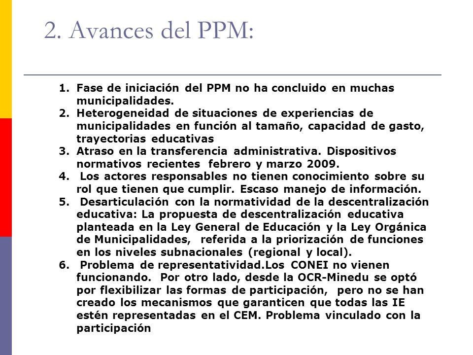 [1] [1] MONGE, Carlos, La descentralización del Estado como una oportunidad para la gobernabilidad democrática En, Crabtree John (Editor) Construir Instituciones.: democracia, desarrollo y desigualdad en el Perú desde 1980.
