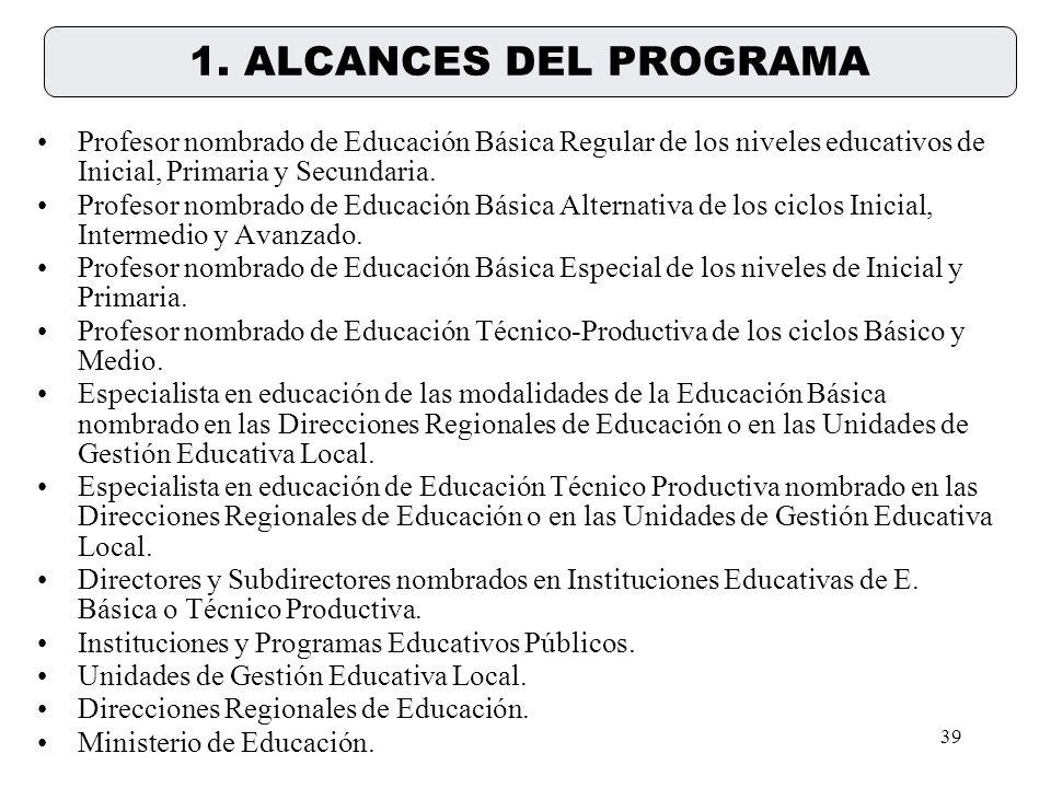 38 TEXTO PUBLICADO: EL PERUANO, 27 DE JUNIO DE 2008 y LA REPÚBLICA Consultas: –Instituciones: CNE, Foro Educativo, SUTEP, Iglesias, Facultades de Educ