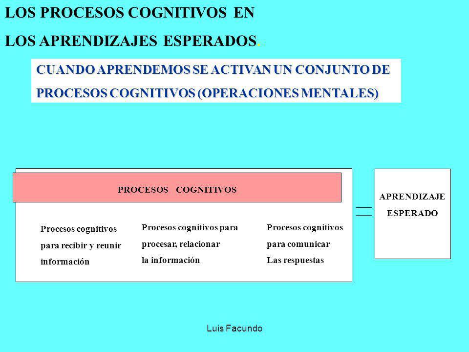 Luis Facundo ¿CÓMO SE DESARROLLAN LAS CAPACIDADES EN LA SESIÓN DE APRENDIZAJE? LAS CAPACIDADES ESPECÍFICAS ARTICULADAS A UN CONTENIDO DIVERSIFICADO GE