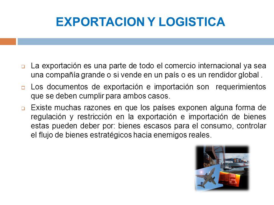 Restricción de exportación: S on las limitaciones en la cantidad de productos exportados a un país o países específicos por un gobierno.