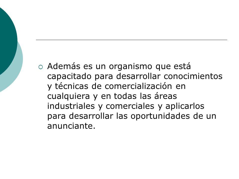 TIPOS DE AGENCIA DE PUBLICIDAD