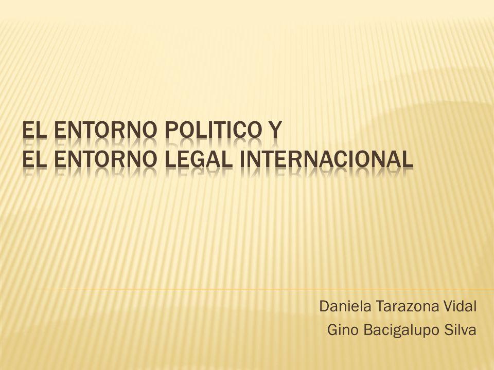Daniela Tarazona Vidal Gino Bacigalupo Silva