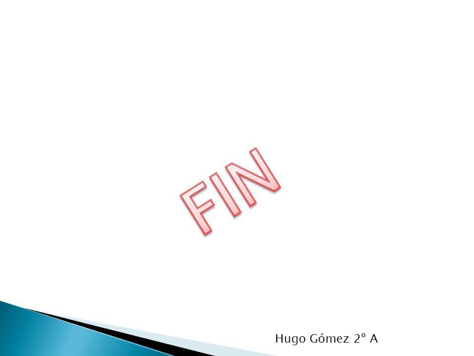 Hugo Gómez 2º A