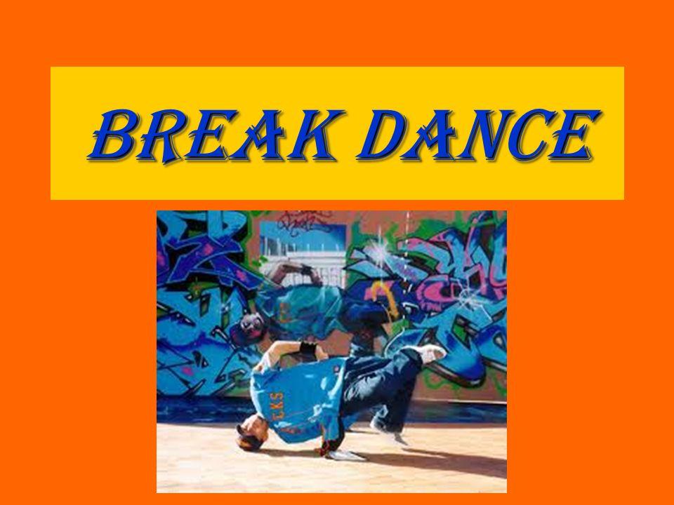 El breakdance o b-boying nació en guettos (Bronx y Broklyn) de EEUU en los años 80.