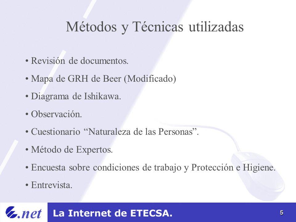 6 OBJETO DE ESTUDIO: La Subgerencia de infraestructura Tecnológica del ISP (Provisión de Servicios de Internet) perteneciente a la Unidad de Negocios ENET.