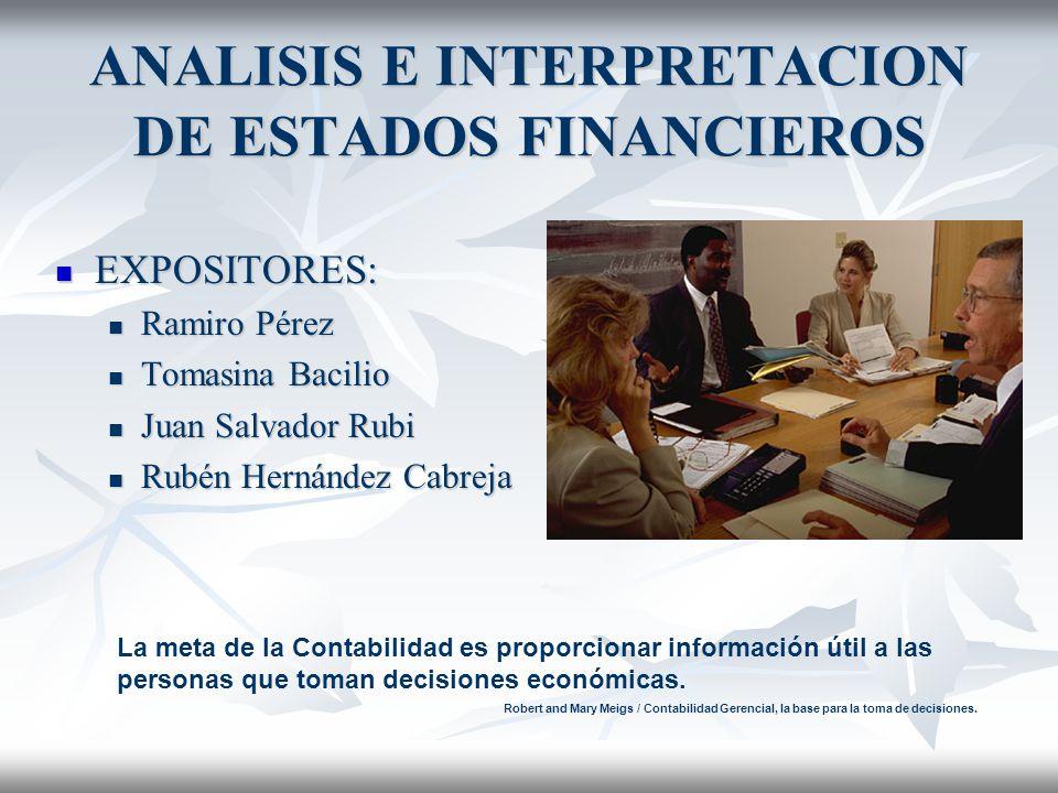 MUCHAS GRACIAS POR SU ATENCION El éxito de una inversión exige mas que el entendimiento de los conceptos contables.