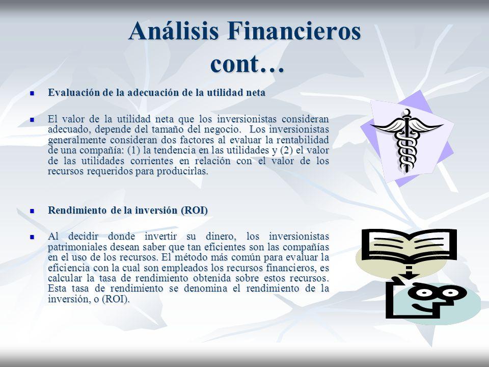Utilidad y limitaciones de las razones financieras Una razón financiera expresa la relación entre un valor y otro. La mayoría de los usuarios de los e