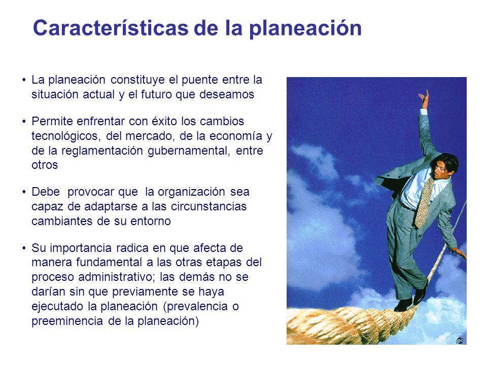 Concepto de planeación estratégica Es el proceso que se utiliza para definir y alcanzar metas organizacionales.