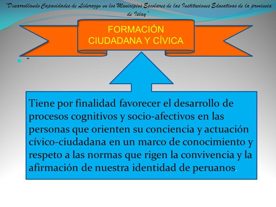 CIUDADANIA Y CIVISMO Comportamientos que deben ser fortalecidos Prof. Andrea A. Pinto Paredes Desarrollando Capacidades de Liderazgo en los Municipios