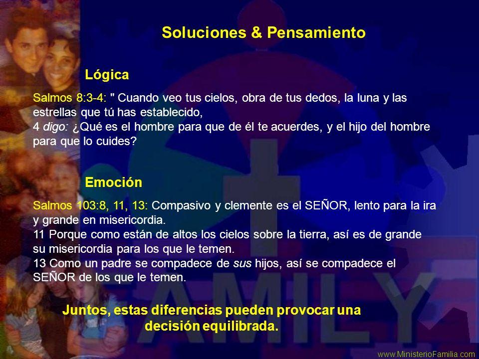 www.MinisterioFamilia.com Salmos 8:3-4: