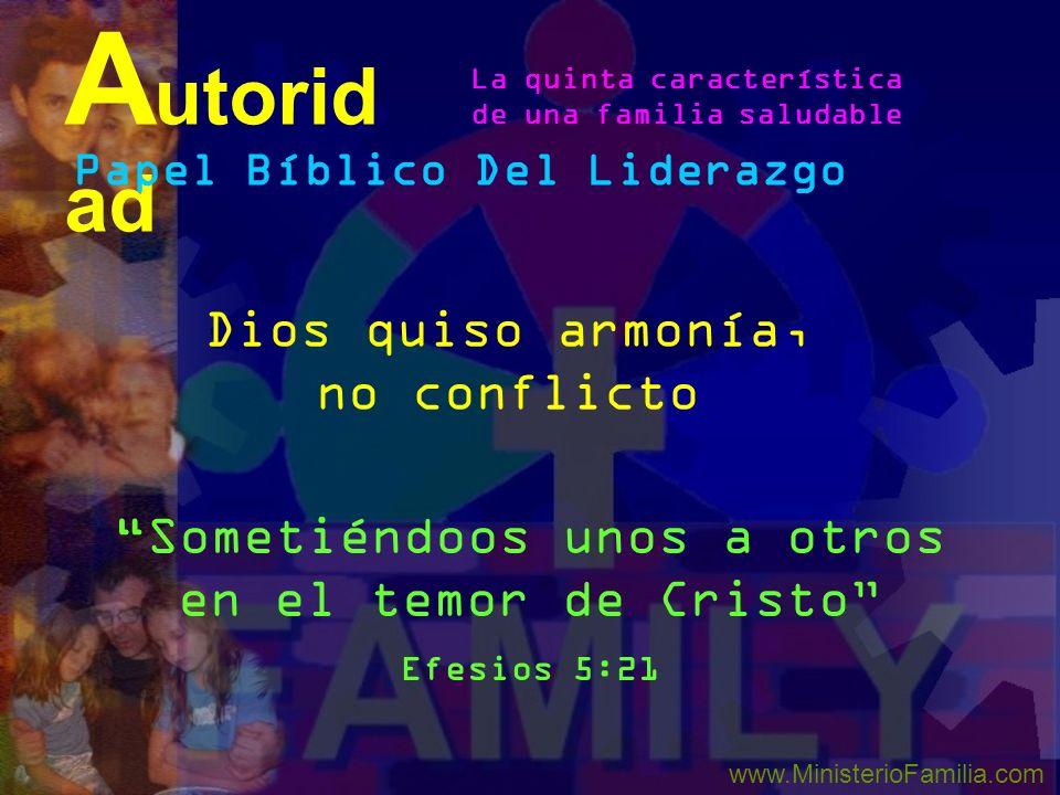 El esposo y la esposa son de igual importancia pero tienen roles bíblicos diferentes en el liderazgo Papel Bíblico Del Liderazgo Presidente Vice-presi