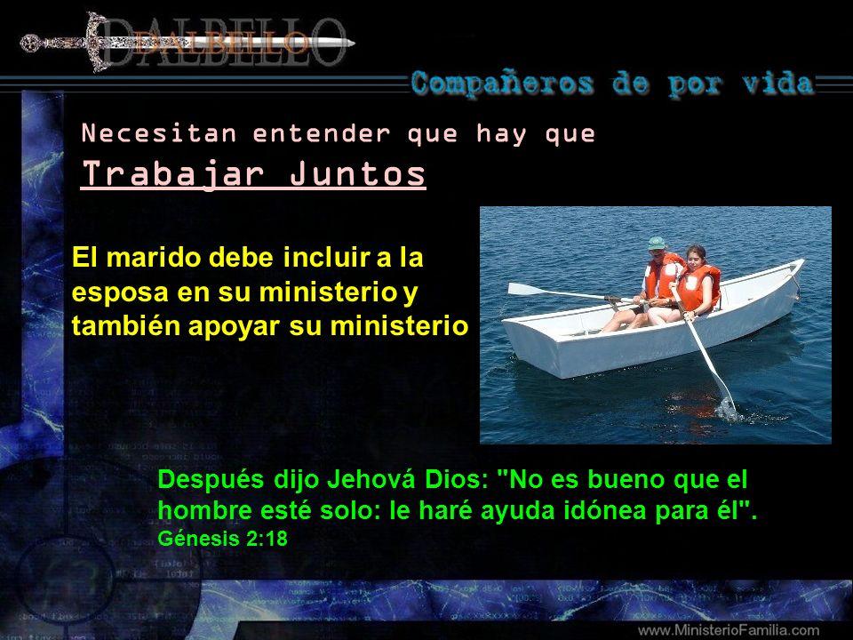 Después dijo Jehová Dios: