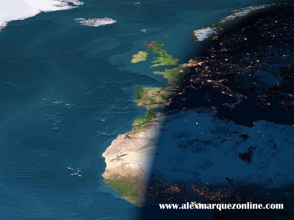 La Noche entra en Europa y Africa Occidental www.alexmarquezonline.com