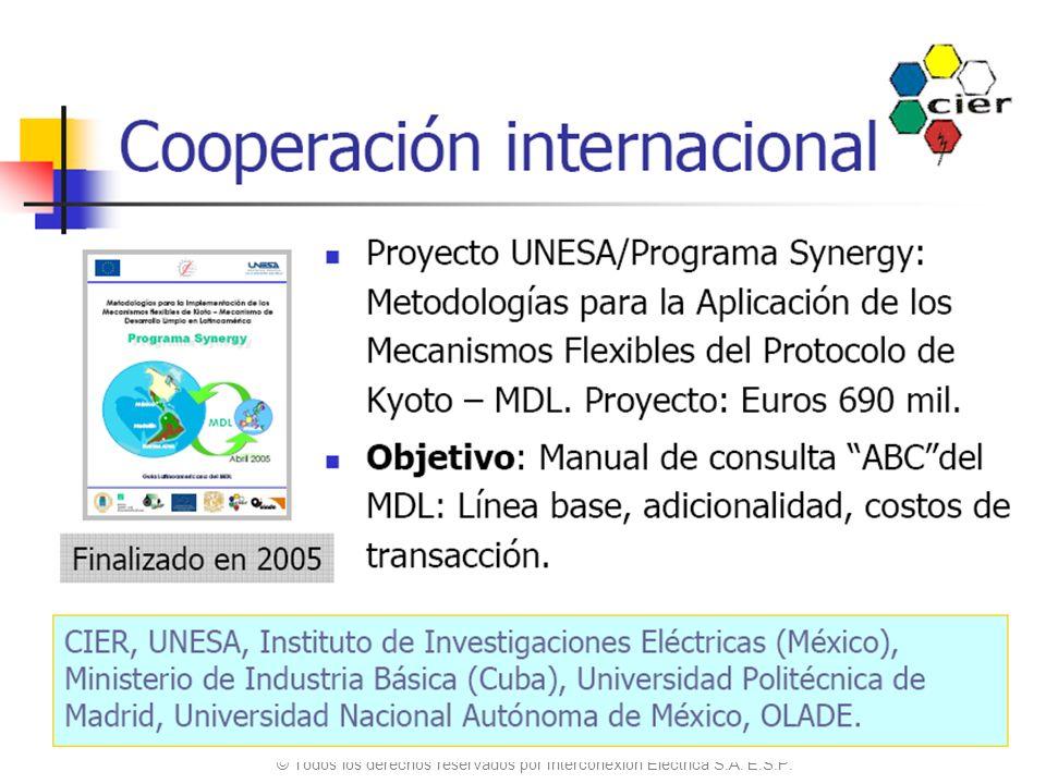© Todos los derechos reservados por Interconexión Eléctrica S.A. E.S.P.