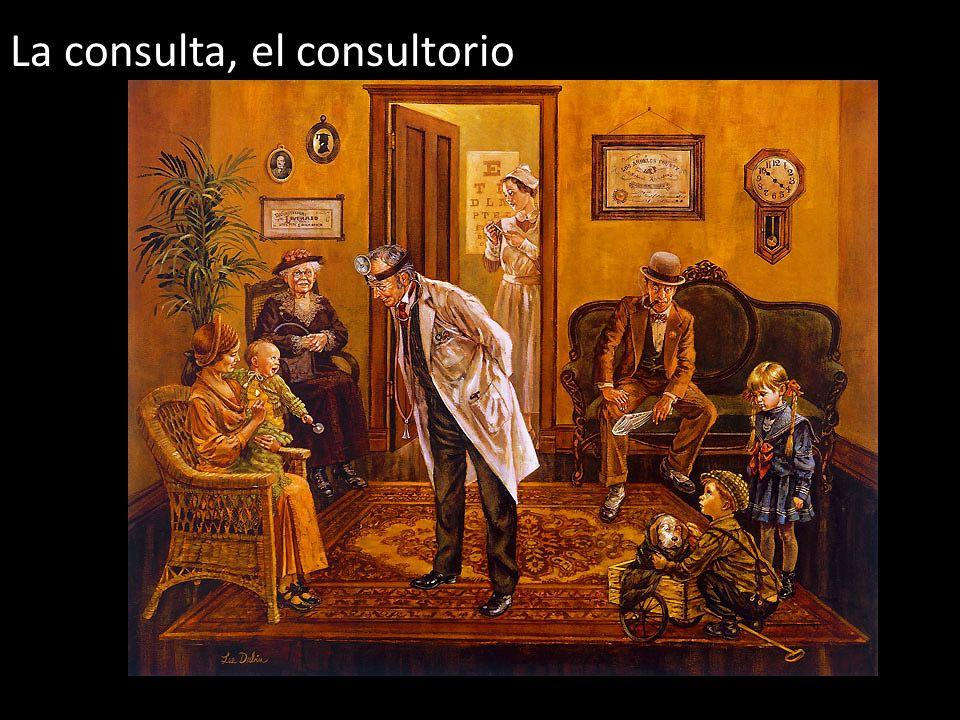 La consulta, el consultorio