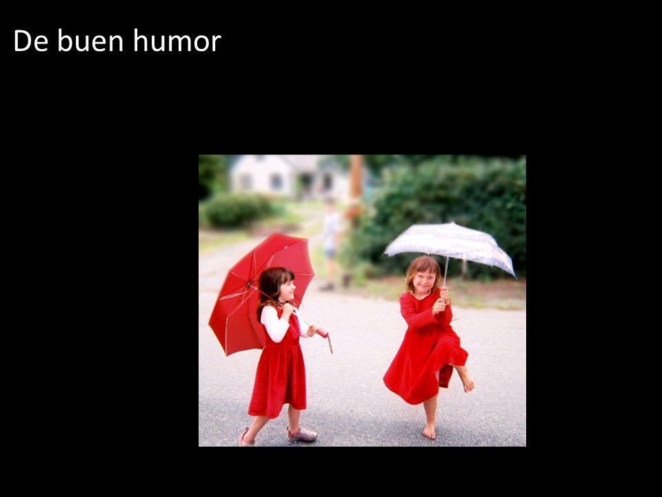 De buen humor