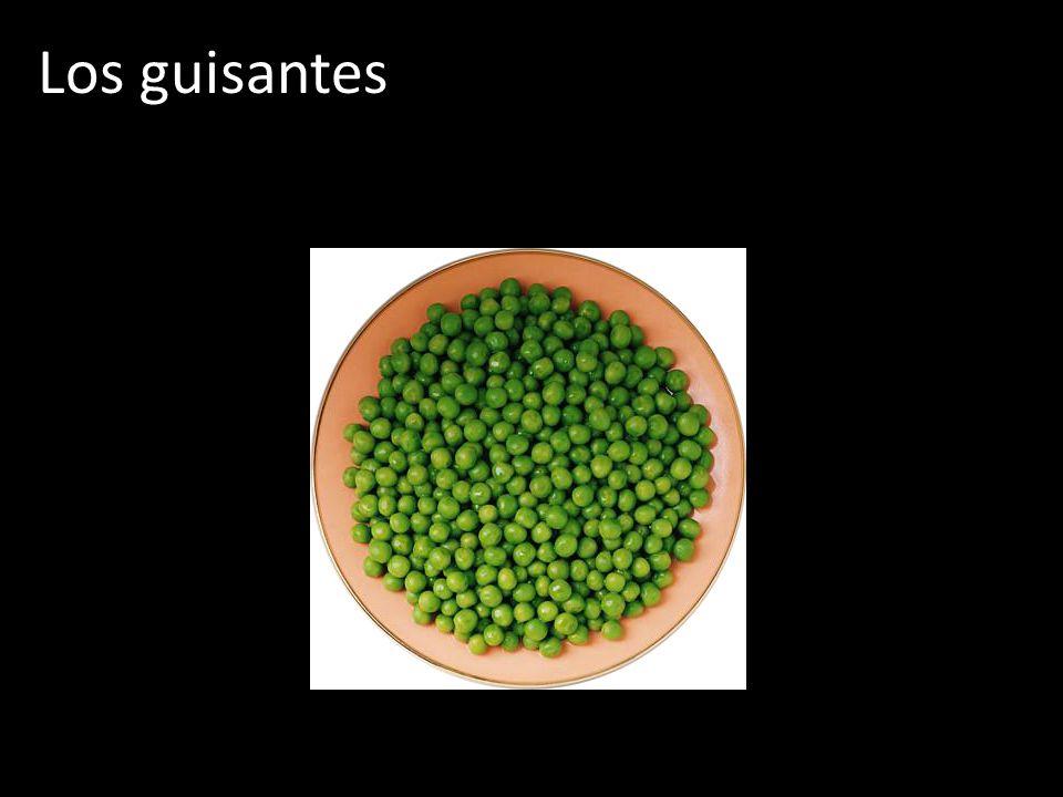 Los guisantes